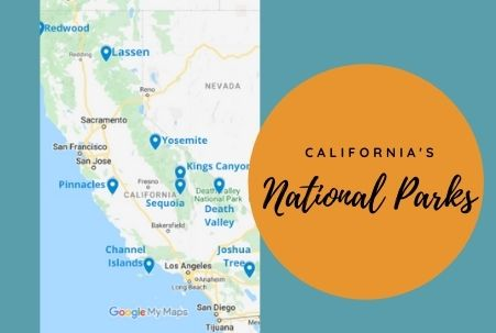 California National Parks