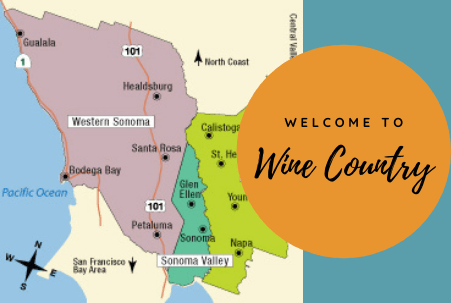 Wine Country Vacation Ideas