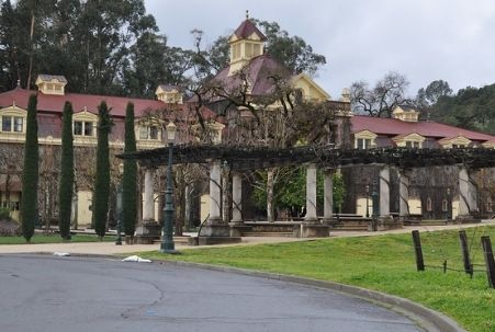 Rubicon Estate (Niebaum-Coppola) Winery in Rutherford, CA