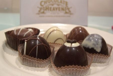San Francisco Chocolate Festival and Salon Guide
