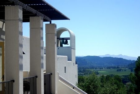 Sterling Vineyards in Calistoga, CA